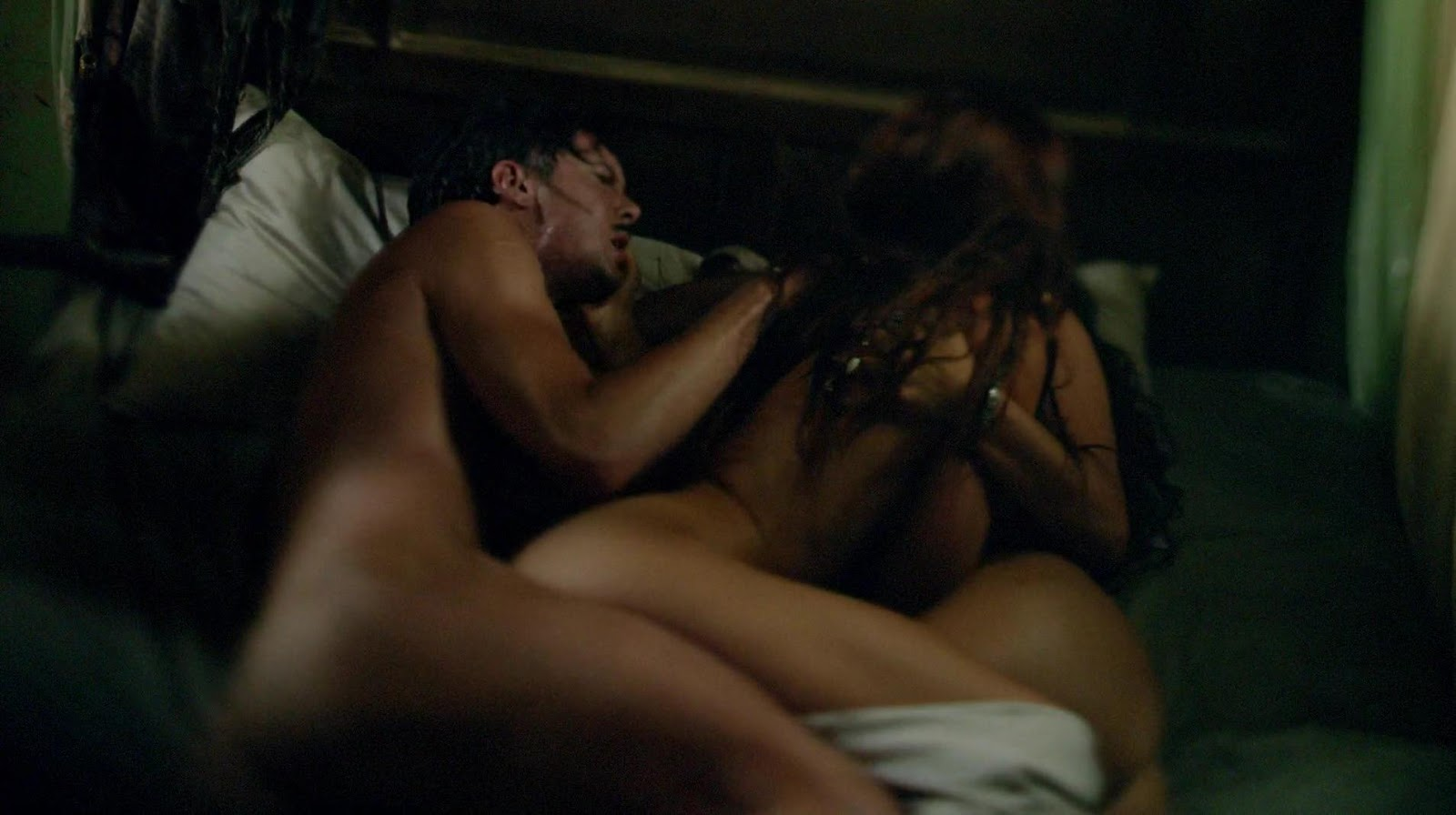 black sails naked